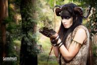 Model: Cheri Serenity Warrington Photography & Makeup: Ambra